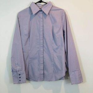 New York & Company Dress Shirt Woman's Size XL